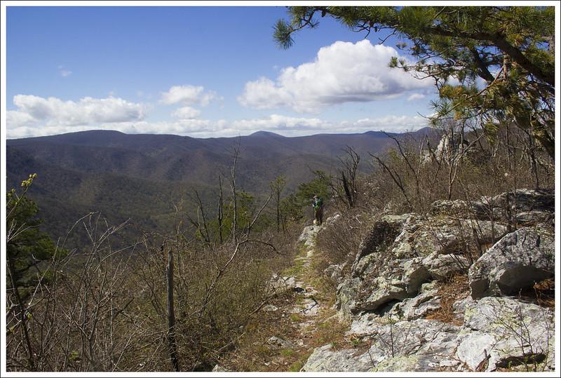 rocky mountain virginia trail