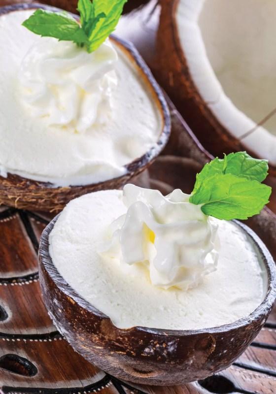 coconut ice cream on www.virginiawillis.com