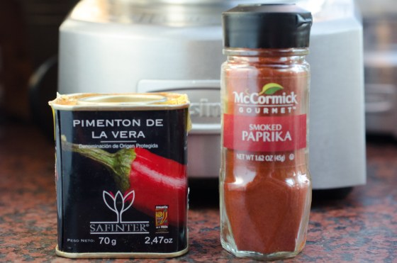 Romesco Sauce on www.virginiawillis.com