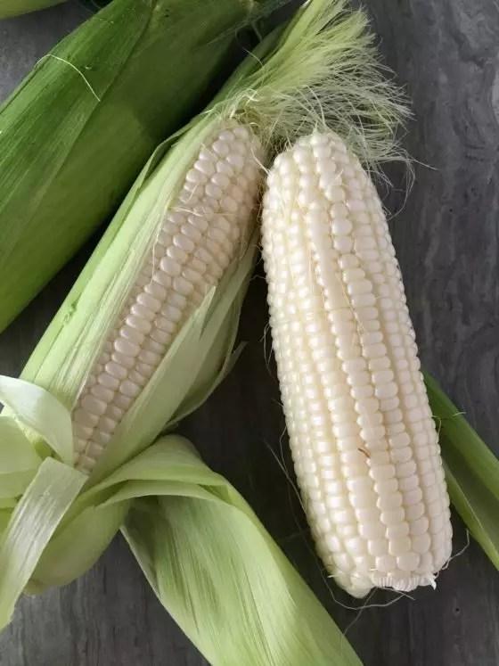 Corn Tabouleh on www.virginiawillis.com