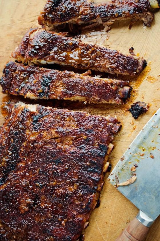 4th of July ribs on www.virginiawillis.com