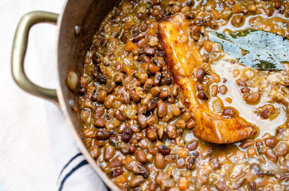 You are currently viewing Happy New Year: Vegetarian Hoppin' John