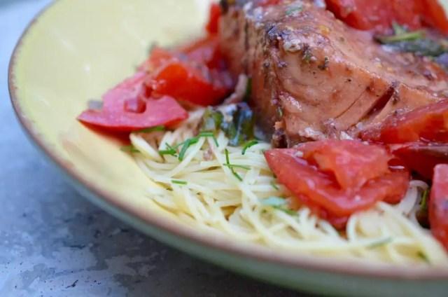 Three Salmon Recipes on www.virginiawillis.com