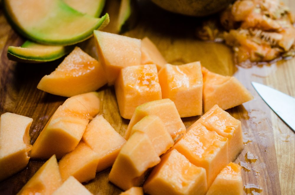 What's in Season: Cantaloupe Creamsicle