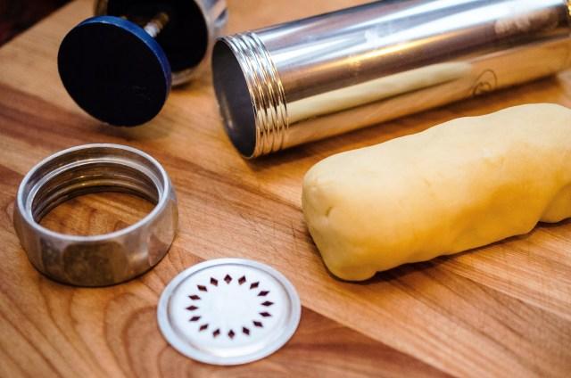 Danish Butter Cookies on www.virginiawillis.com