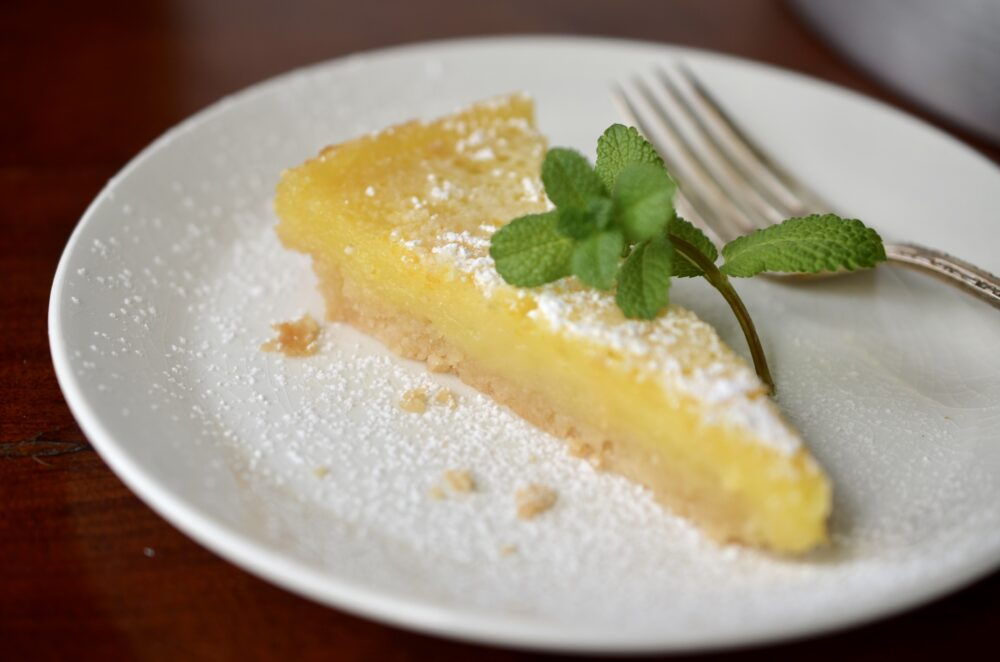 Makeover Recipe: Easy Lemon Squares