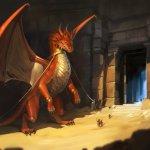 Le dernier dragon. Extrait d'une séance d'Hypnose Qhht®.
