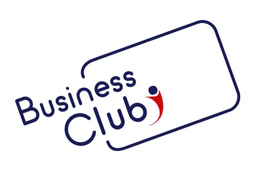 Logotype, Business club