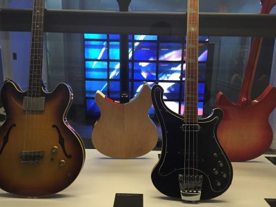The Jam, Somerset House, 2015 - Guitars