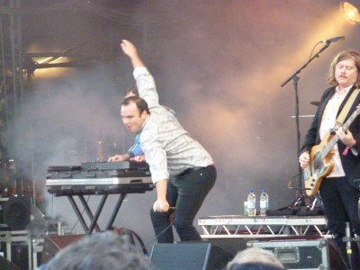 End of the Road 2015, Future Islands