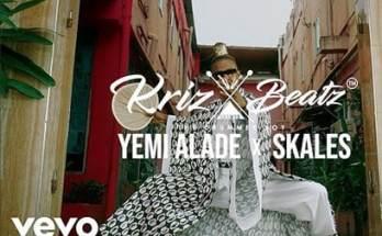 krizbeatz ft skales x yemi alade - riddim mp4 download