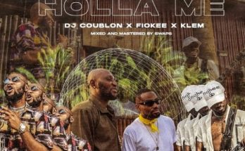 dj coublon holla me mp3 download