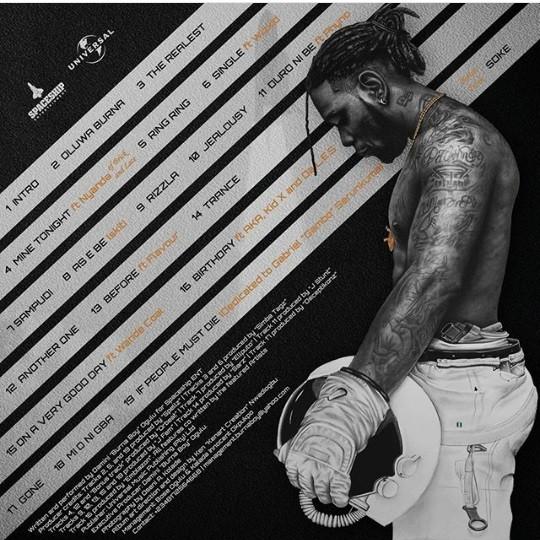 burna boy ft wizkid single mp3 download