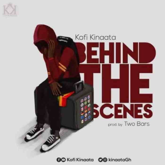 kofi kinaata behind the scenes