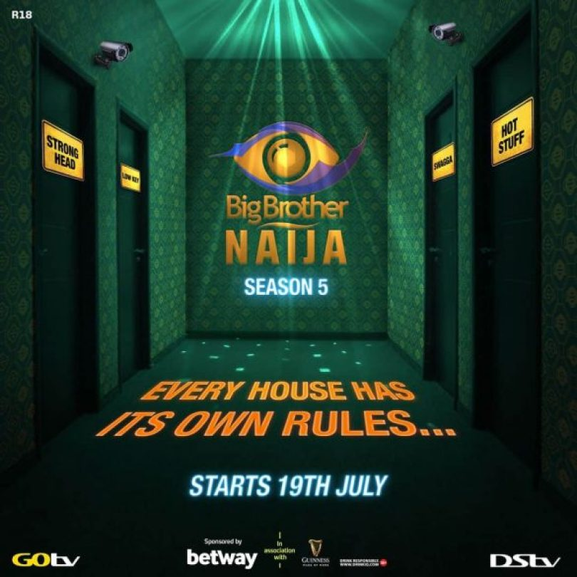 BBNaija Season 5 begins kicks month