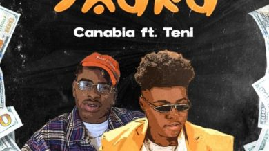 Photo of [Music] Canabia ft Teni – Shaka