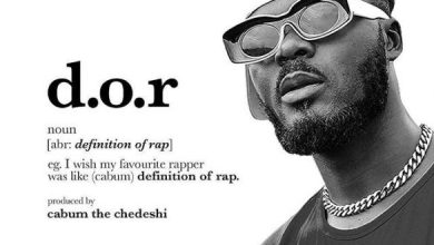 Photo of [Music] Cabum – D.O.R (Definition Of Rap)
