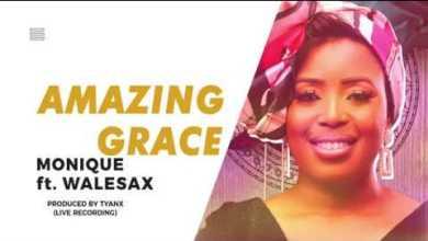 Photo of [Gospel Song] MoniQue ft. Wale Sax – Amazing Grace