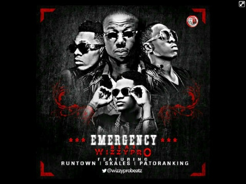 Runtown ft. Wizzy Pro, Skales, Patoranking – Emergency