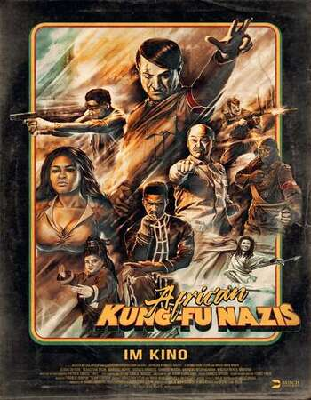 African Kung-Fu Nazis (2020) Full Movie mp4