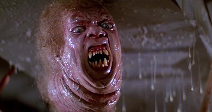La cosa -  the thing film horror