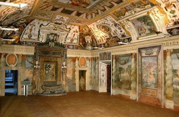 Villa d\'Este a Tivoli, la magnificenza viene da Ferrara