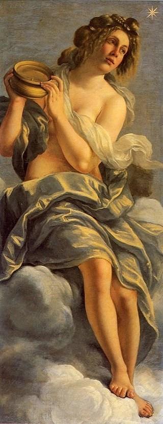 Artemisia gentileschi, Allegoria dell'Inclinazione (1615-16, olio su tela, Firenze, Casa Buonarroti)