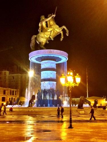 Skopje - Alexander the Great
