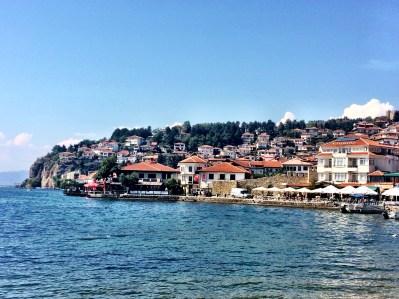 Ohrid - Lakeside