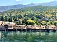 Bay of Bones on Lake Ohrid