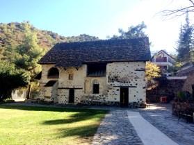 Agios Nikolaos tis Stegis - UNESCO World Heritage site