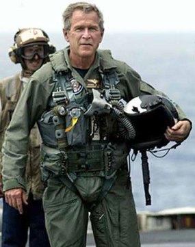Bush's Bulge