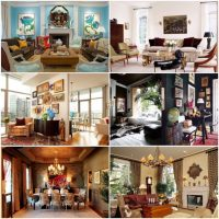 Tips and ideas for eclectic interior design style - Virily