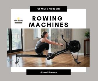 Wordpress Site - Rowing Machines