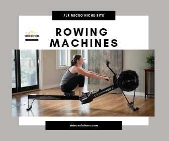 Wordpress Site - Rowing Machines