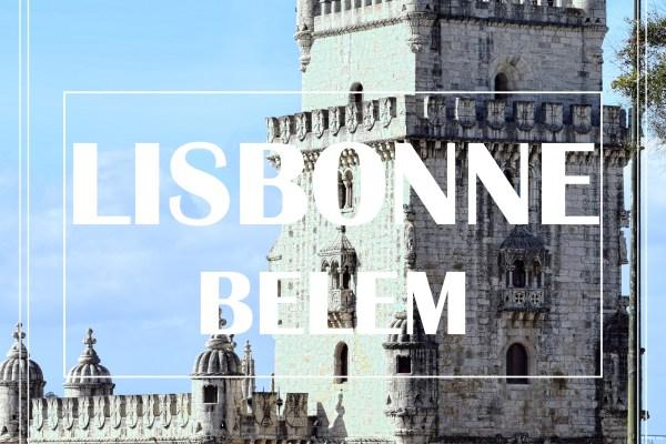 LISBONNE – BELÉM
