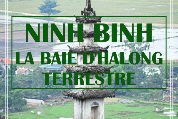 NINH BINH – Bich Dong et Mua Cave