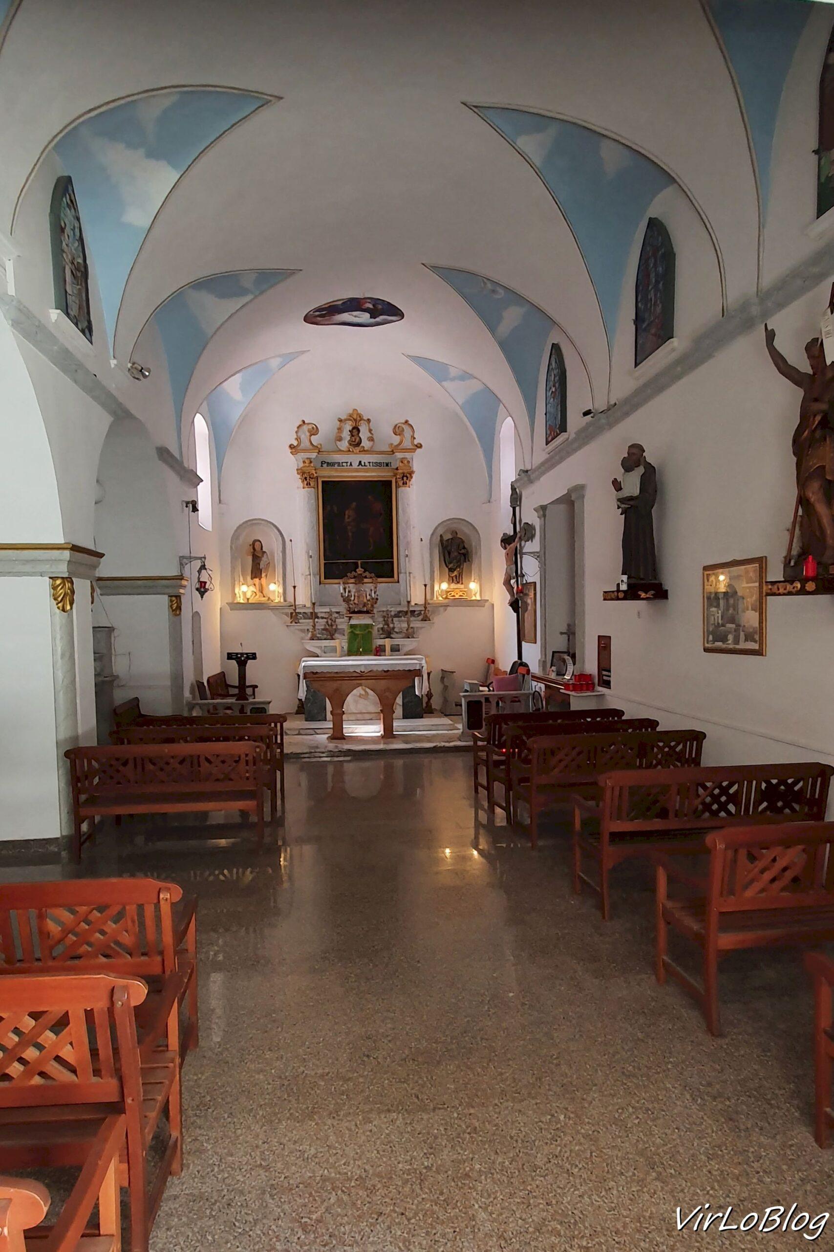 Eglise Saint Jean Baptiste Bonifacio