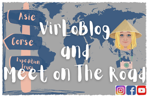 VIRLOBLOG and MEET ON THE ROAD