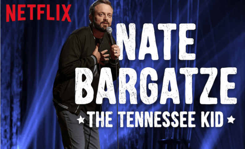 Nate Bargatze The Tennessee Kid