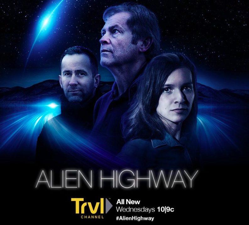Alien Highway Travel Channel Heather Taddy