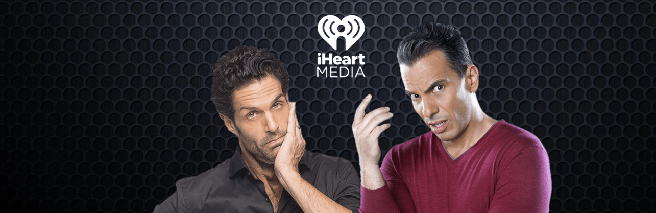 The Pete & Sebastian Show on iheart radio