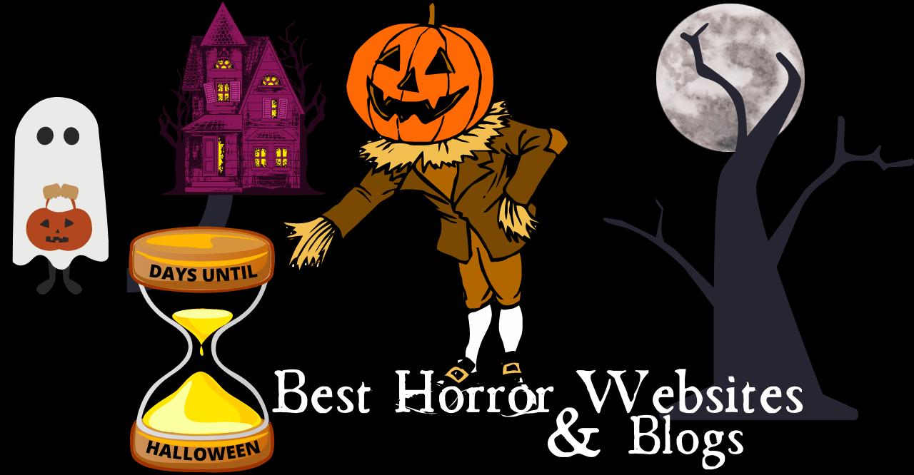 best horror websites and blogs