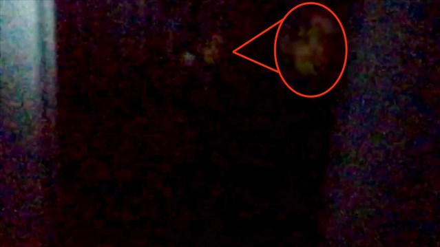 Ghost of a little girl caught on camera. True Paranormal Movie