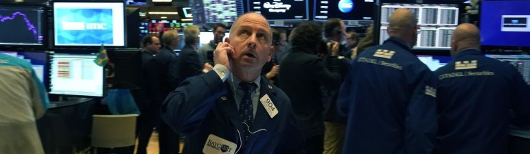 Black Monday How market panic can feed back to the world economy