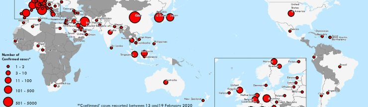 Coronavirus Now in 89 Countries, Over 98,000 Infected, COVID-19 & Influenza Similarities