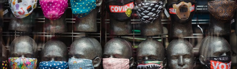 Masks May Reduce Viral Dose, Some Experts Say