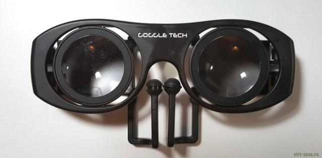 Очки виртуальной реальности для смартфона C1 Glass