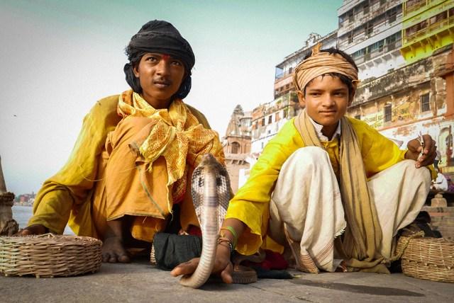VR360 Ghats on the Ganges
