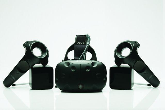 HTC Vive цена